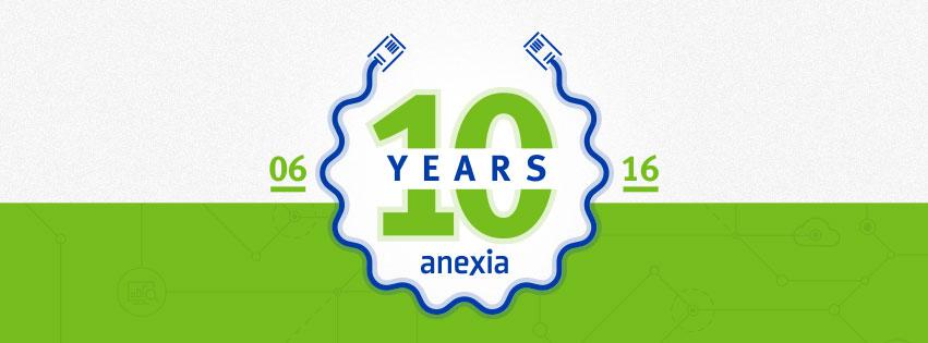 Anexia-10years-Titelbild