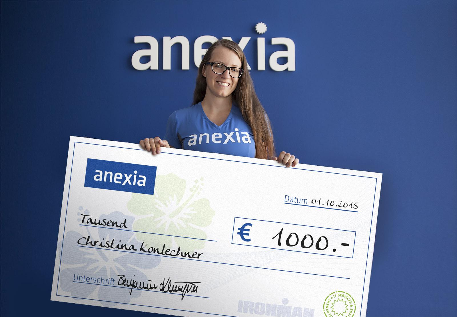 Kronlechner-ANEXIA-Sponsoring