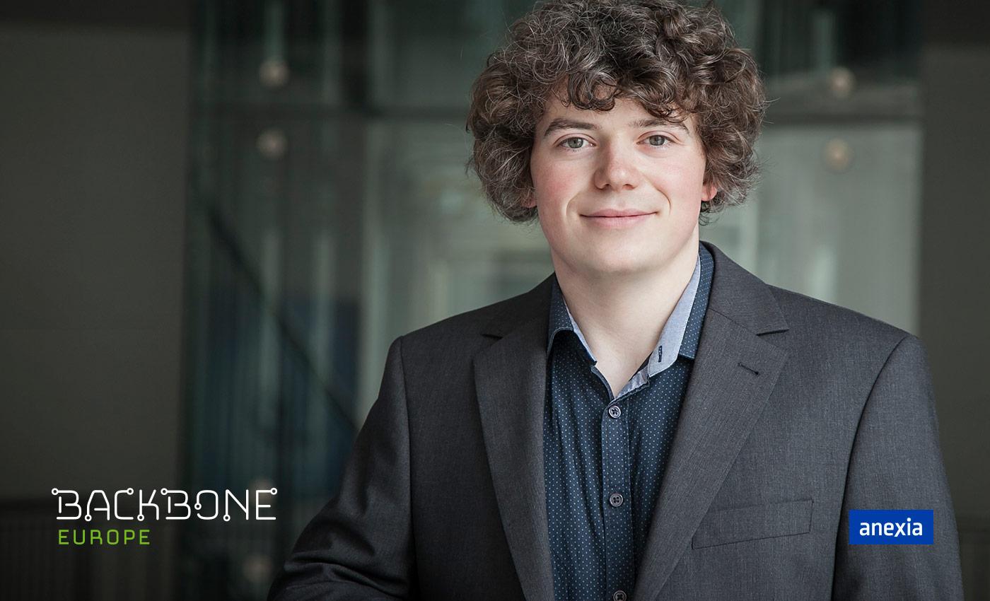 Theo Voss - Projektleiter Backbone Europe
