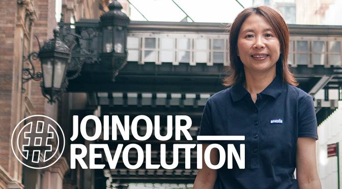 Lisa Rogers journourrevolution New York