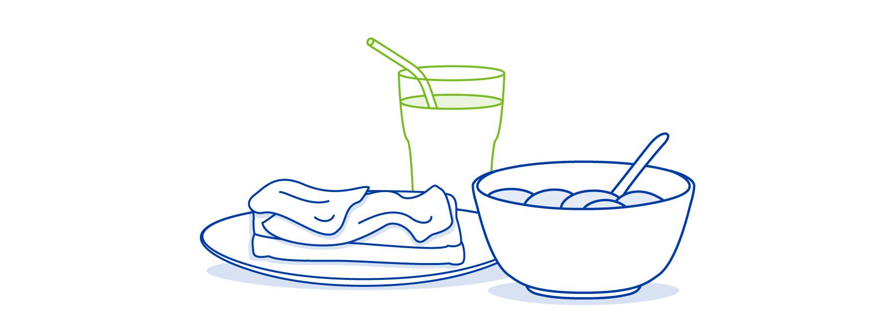 homeoffice learnings: breakfast