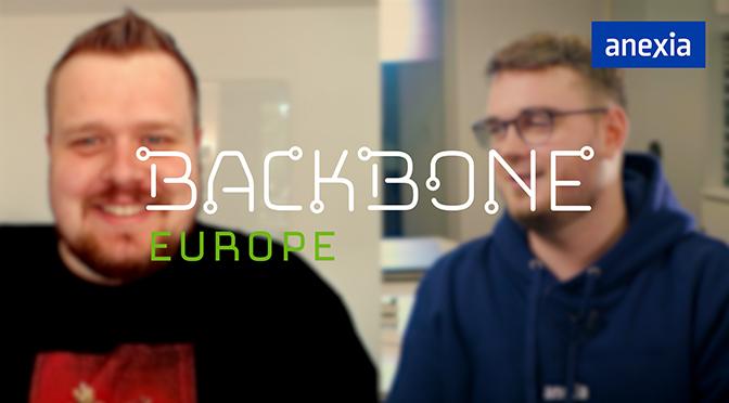 backbone europe upgrade